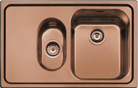 Кухонная мойка Smeg SP7915SRA