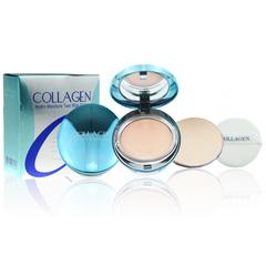 Enough - collagen - Пудра для лица SPF25