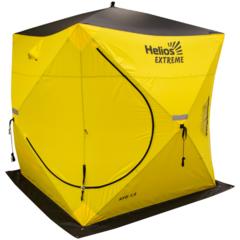 Купить зимнюю палатку для рыбалки Helios EXTREME (1,8х1,8) недорого.