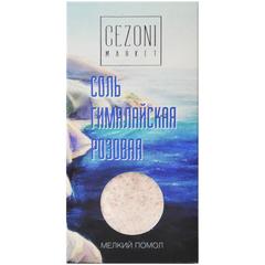 CEZONI Соль розовая гималайская / мелкий помол  200г