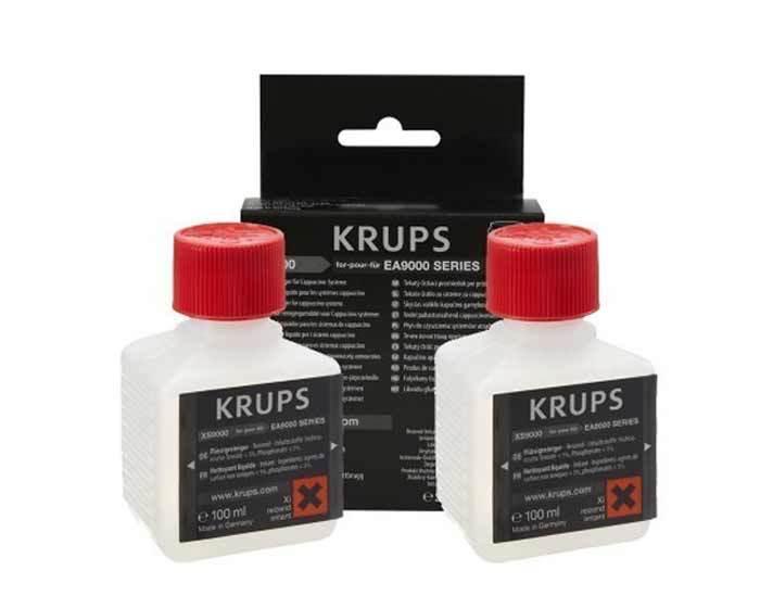 Жидкость для чистки капучинатора Krups XS9000