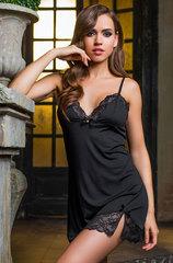 Сорочка Mia-Mia черная
