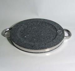 Каменная круглая жаровня YS-0632A