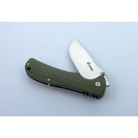 Нож Ganzo G723M (черный, зеленый, оранжевый)