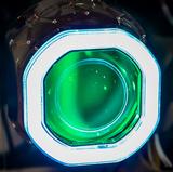 Глаз Дракона (подсветка для биксеновых линз)(Green)