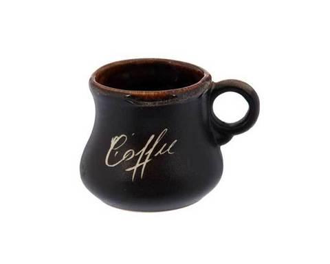 Кофейная чашка из керамики
