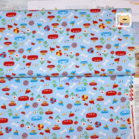 Ткань для пэчворка 20943 (лужайка) 45х55см