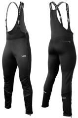 Лыжные разминочные брюки 905 Victory Code Dynamic Warm с высокой спинкой 2020
