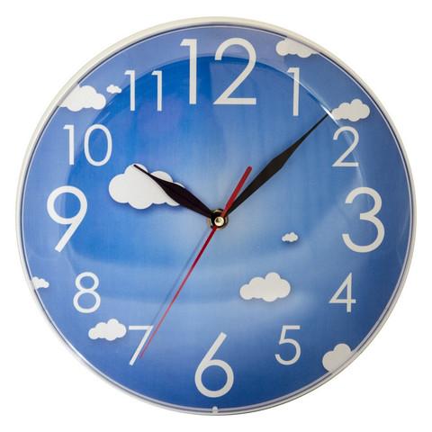Часы настенные Apeyron Небо (25х25х4 см)