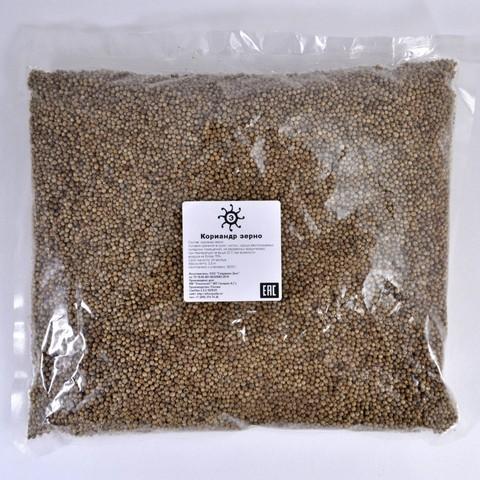 Кориандр семена, 500г