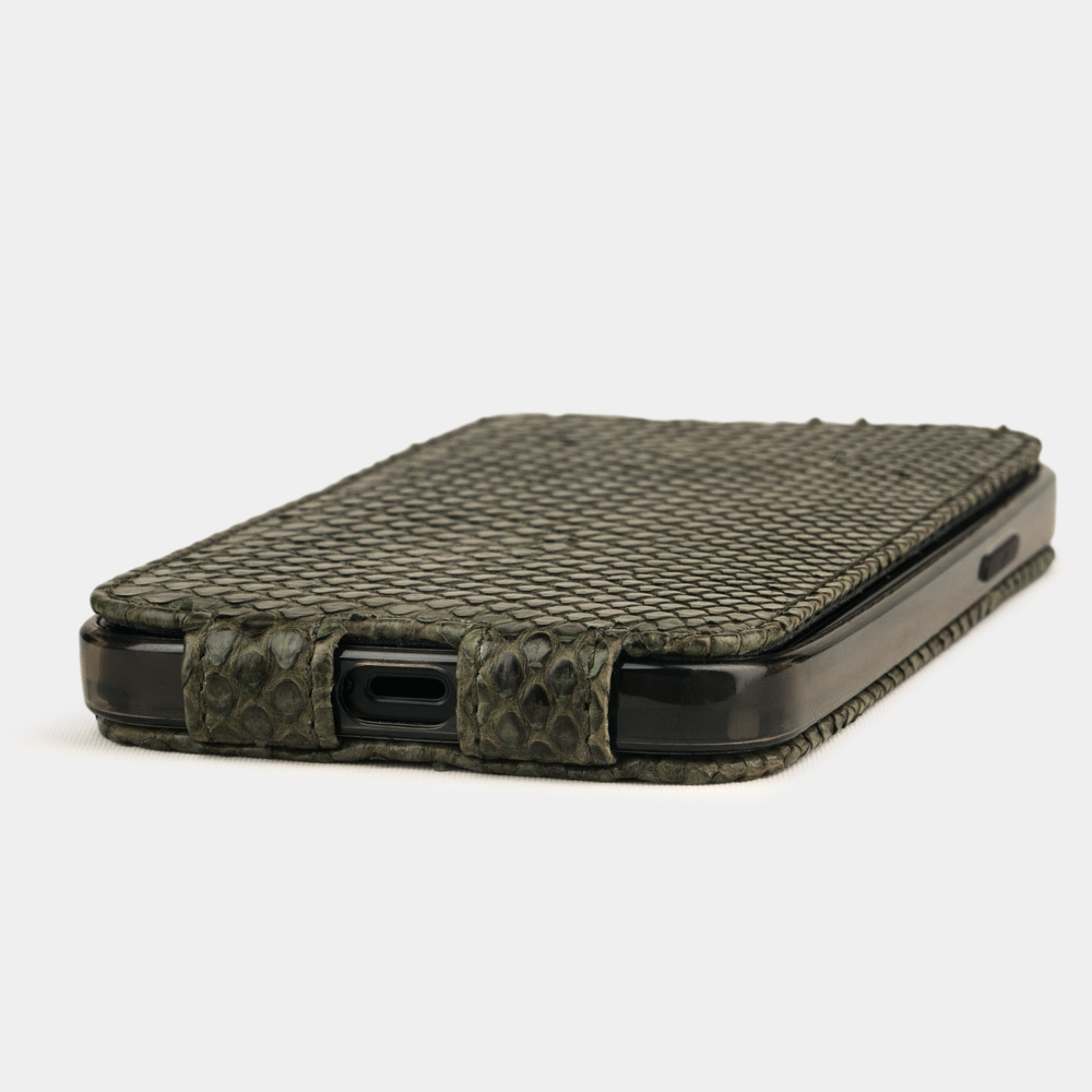 case iphone 12 pro max - python green