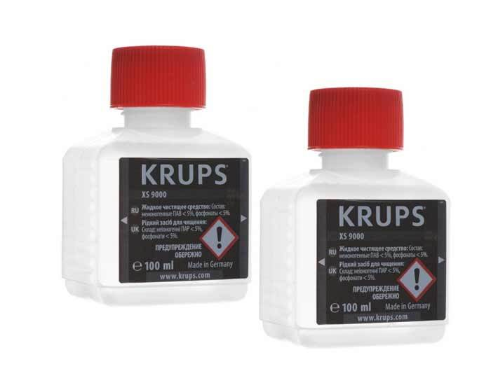 Krups XS9000, 200 мл