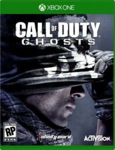 Call of Duty: Ghosts (Xbox One/Series X, английская версия)