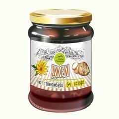 Дары Памира джем без сахара из топинамбура натуральный 300 г