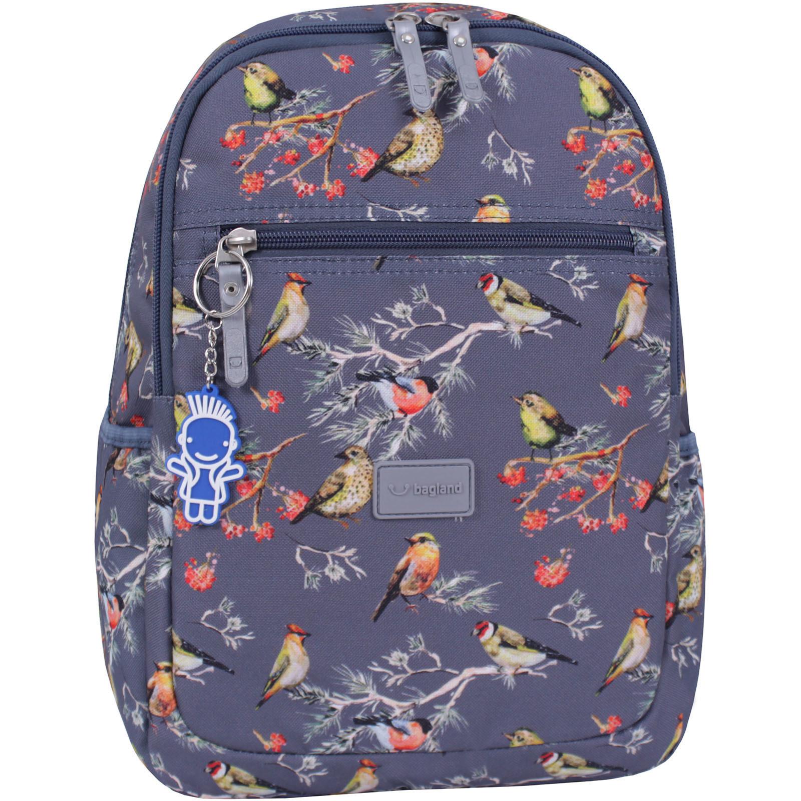 Молодежные рюкзаки Рюкзак Bagland Young 13 л. сублімація 445 (00510664) IMG_7779_суб.445_.JPG