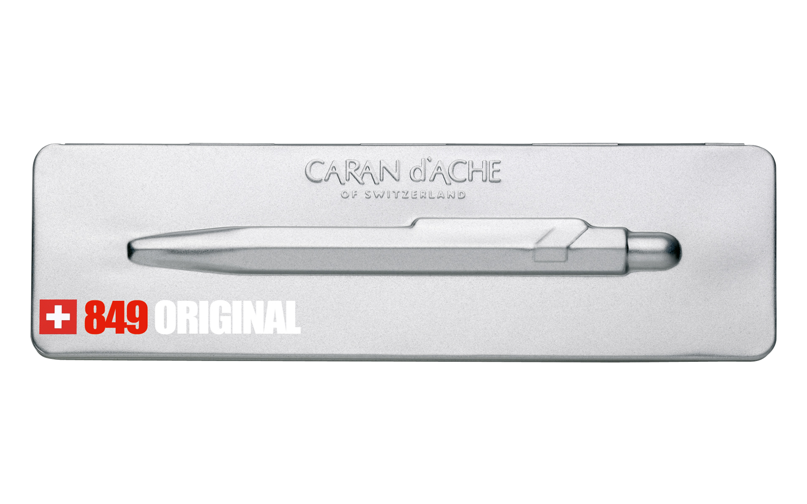 Carandache Office 849 Original - шариковая ручка, M