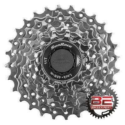 Кассета SunRace R86 Nickel 11-25 8 скоростей