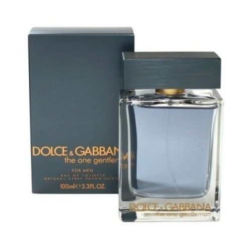 DOLCE & GABBANA: The One Gentleman мужская туалетная вода edt, 100мл