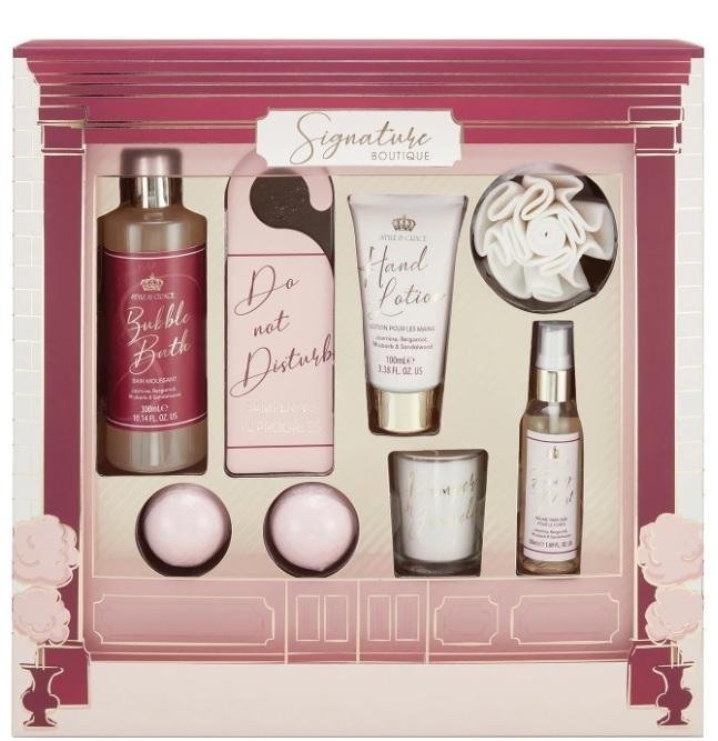 Style & Grace Signature Boutique Gift Set 8 pieces
