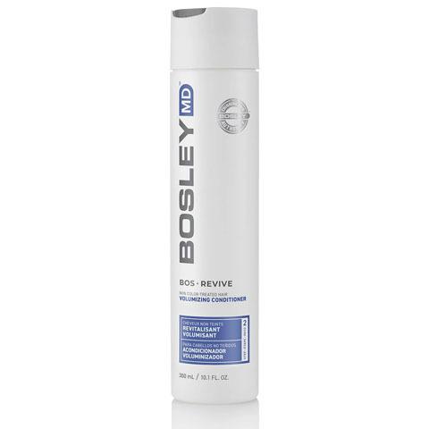 Bosley MD Revive Синяя линия: Кондиционер-активатор от выпадения и для стимуляции роста  неокрашенных волос (BosRevive Non Color-Treated Hair  Volumizing Conditioner  ), 300мл/1л