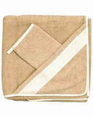 Комплект для купания Бебихуд (Фрота) (коричневый)