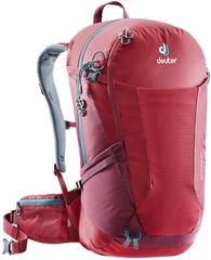 Deuter Futura 28 Cranberry-Maron - рюкзак туристический