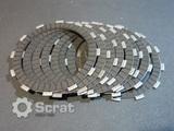 Диски сцепления Honda CBR 1000 RR 04-07 VTEC 1-2-3 CB 400