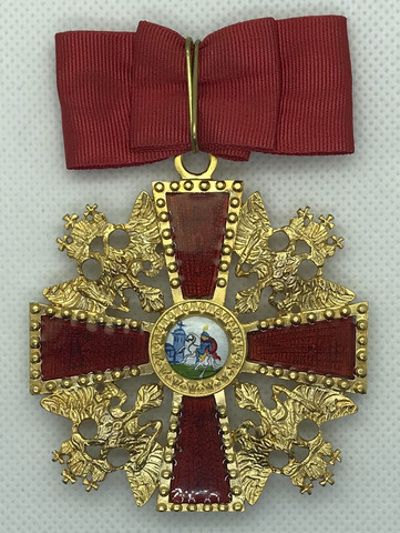 Орден св. Александра Невского (XVIII века), копия