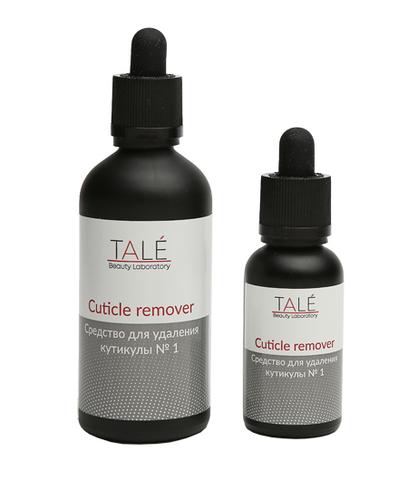 Tale Cuticle remover Средство для удаления кутикулы № 1 (100 мл) купить за 930руб