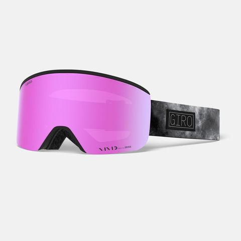 Маска GIRO ELLA Black White Cosmos/Vivid Pink 34/Vivid Infrared 58