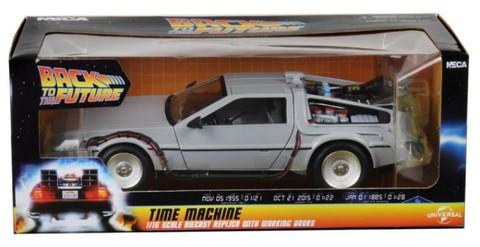 Фигурка NECA Back to the Future - Time Machine (DeLorean) (30 см)