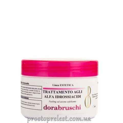 Dorabruschi estetica trattamento agli alfa idrossiacidi - Гель с гликолевой кислотой (15% с pH 2,5), линия Estetica viso