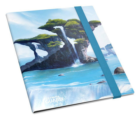 9-Pocket FlexXfolio Lands Edition Island 1