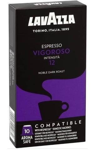 Lavazza Espresso Vigoroso капсулы