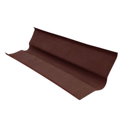 Ендова ондулин коричневая 1000 мм