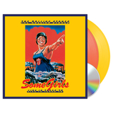 The Rolling Stones / Some Girls (Live In Texas '78)(Coloured Vinyl)(2LP+DVD)