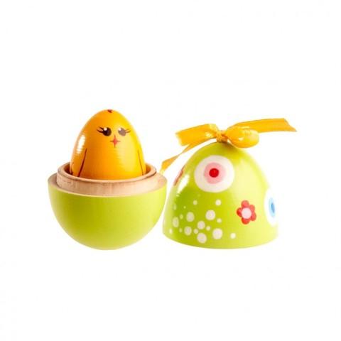 Яйцо с цыпленком