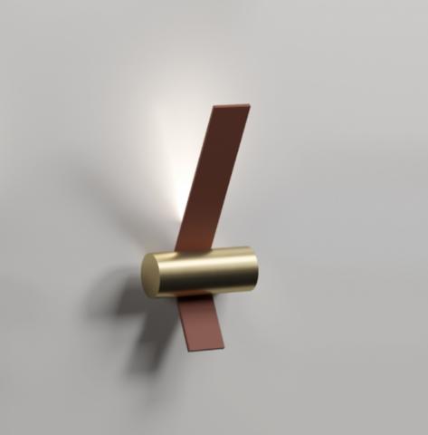 Настенная лампа Nastro563,41, Италия