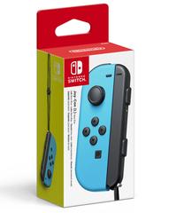Контроллер Joy-Con (Nintendo Switch, неоновый синий)