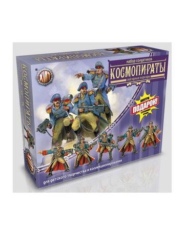 Набор солдатиков Космопираты 1