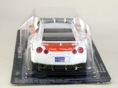 Nissan GT-R Police Arab Emirates 1:43 DeAgostini World's Police Car #51