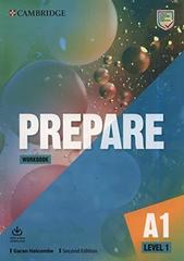 Prepare 2nd Edition 1 Workbook with Audio Download