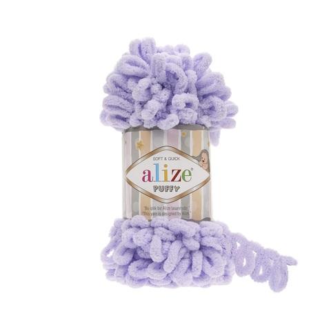 Пряжа Alize Puffy цвет 146