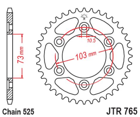 JTR765