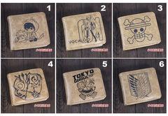 Anime Wallet set 2