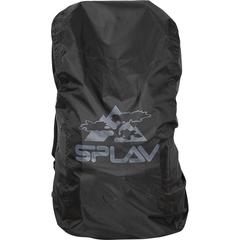 Чехол от дождя на рюкзак Сплав 15-30 л черный