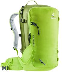 Рюкзак сноубордический Deuter Freerider 30 citrus-moss