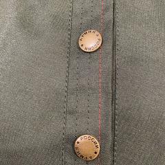 Куртка парка демисез. зеленая (ЭЦ