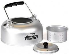 Чайник Tramp походный алюминиевый TRC-038, 0,9л,