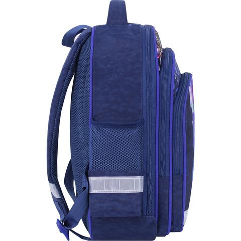 Рюкзак школьный Bagland Mouse 225 синий 614 (00513702)